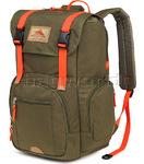 "High Sierra Emmett 17"" Laptop Backpack Moss 63927"