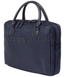 "Lipault Lady Plume Business 15.6"" Laptop & Tablet Bailhandle Navy 52004"