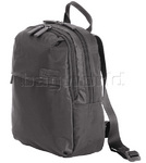 Lipault City Plume Mini Backpack Anthracite 53002