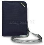 Pacsafe RFIDsafe V150 RFID Blocking Compact Organiser Navy 10560