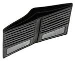 Cellini Men's Viper RFID Blocking Blazer Leather Wallet Black MH207 - 3