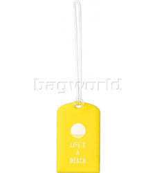 GO Travel Glo Case ID Yellow GO162