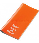 GO Travel Glo Travel Wallet Orange GO310