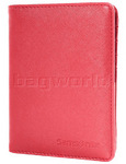 Samsonite RFID Blocking Passport Cover Coral 62660