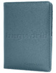 Samsonite RFID Blocking Passport Cover Peacock 62660