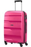 American Tourister Bon Air Medium 66cm Expandable Hardside Suitcase Hot Pink 62941