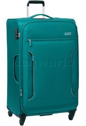 Antler Cyberlite II Large 82cm Softside Suitcase Teal 39715