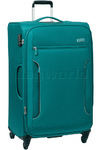 Antler Cyberlite II Large 82cm Softside Suitcase Teal 39715