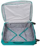 Antler Cyberlite II Large 82cm Softside Suitcase Teal 39715 - 3