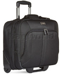 "Antler Business 200 15.6"" Laptop Trolley Bag Black 38049"