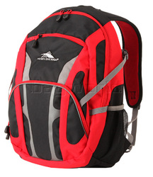 High Sierra Composite Backpack Crimson 55017