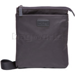Lipault Accessories Vertical Cross Over Large Bag Anthracite Grey 53012
