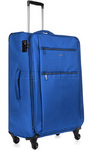 Antler Aeon Large 78cm Softside Suitcase Blue 39510