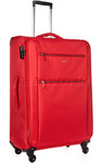 Antler Aeon Large 78cm Softside Suitcase Red 39510