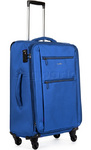 Antler Aeon Medium 67cm Softside Suitcase Blue 39516