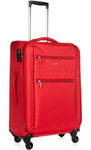 Antler Aeon Medium 67cm Softside Suitcase Red 39516
