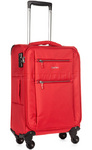 Antler Aeon Small/Cabin 56cm Softside Suitcase Red 39526