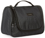 Antler Helix Casual Toiletries Bag Charcoal 38860
