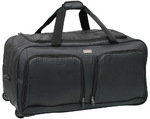 Antler Helix Casual Mega Wheeled Bag Charcoal 38854