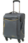 American Tourister Applite 2.0 Small/Cabin 55cm Softside Suitcase Lightning Grey 68052