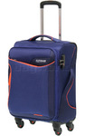 American Tourister Applite 2.0 Small/Cabin 55cm Softside Suitcase Bodega Blue 68052