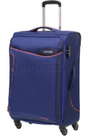 American Tourister Applite 2.0 Medium 71cm Softside Suitcase Bodega Blue 68053