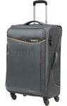 American Tourister Applite 2.0 Medium 71cm Softside Suitcase Lightning Grey 68053