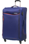 American Tourister Applite 2.0 Large 82cm Softside Suitcase Bodega Blue 68054