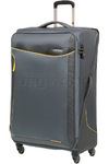 American Tourister Applite 2.0 Large 82cm Softside Suitcase Lightning Grey 68054