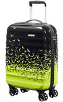 American Tourister Palm Valley Small/Cabin 55cm Hardside Suitcase Flyaway Green 66369