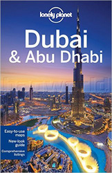 Lonely Planet Dubai & Abu Dhabi Travel Guide Book L9183