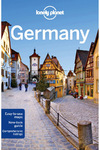 Lonely Planet Germany Travel Guide Book L9887