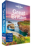 Lonely Planet Great Britain Travel Guide Book L5659