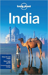 Lonely Planet India Travel Guide Book L3082