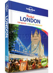 Lonely Planet London Pocket Travel Guide Book L7470