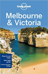 Lonely Planet Melbourne and Victoria Travel Guide Book L8629