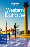 Lonely Planet Western Europe Travel Guide Book L2344