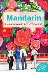 Lonely Planet Mandarin Phrasebook L2306