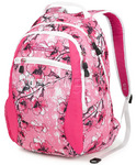 High Sierra Curve Backpack Summer Bloom 53632