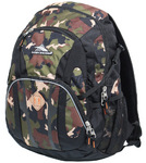High Sierra Composite Backpack Camo 55017