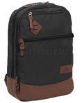 "High Sierra Icon Map 15.6"" Laptop & Tablet Backpack Black 68011"