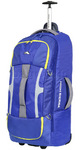 High Sierra Composite Large 84cm Wheeled Duffel with Backpack Straps Cobalt 63218