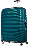 Samsonite Lite-Shock Large 75cm Hardsided Suitcase Petrol Blue 62766