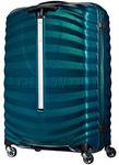 Samsonite Lite-Shock Large 75cm Hardsided Suitcase Petrol Blue 62766 - 1