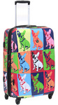 Swiss Gear Bulldog Medium 66cm Hardside Suitcase 2700B