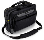 "Targus City Gear II 13-15.6"" Laptop & Tablet Topload Briefcase Black CG460"