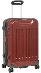 Jeep Dune Medium 67cm Hardside Suitcase Marsala 8793B
