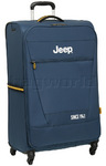 Jeep Aurora Large 81cm Softside Suitcase Navy 3200A