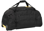 Jeep Hemisphere Large 76cm Trolley Duffle Black J4376