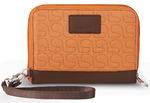 Pacsafe RFIDsafe W150 RFID Blocking Travel Organiser Apricot 10715